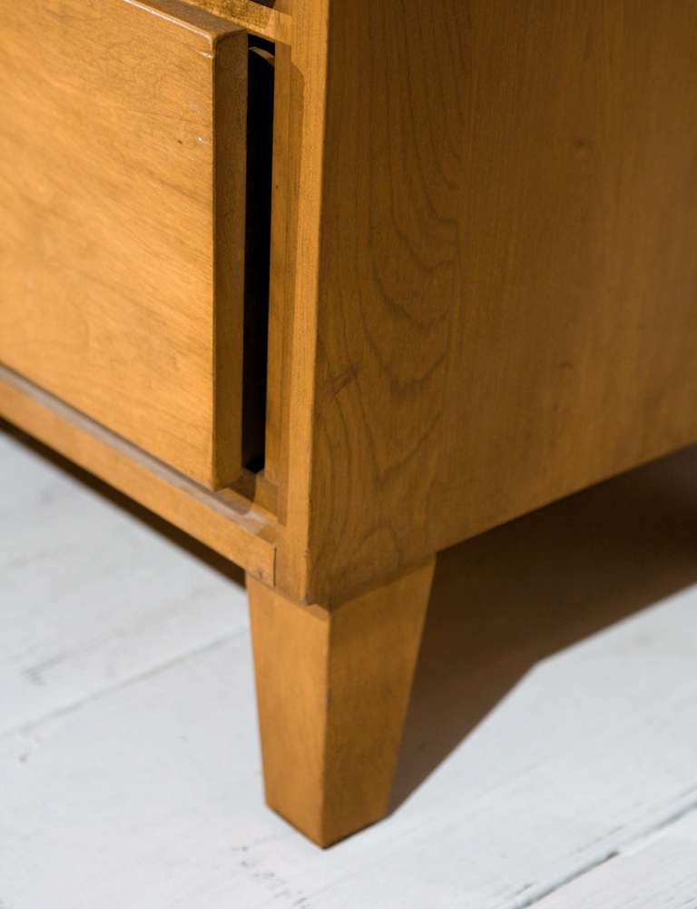 Mid-Century Russel Wright for Conant Ball Chest of Drawers 8