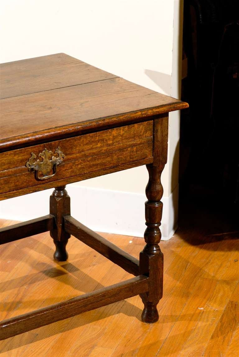 19th Century Circa 1890 - 1910 Fantastic English Side Table For Sale