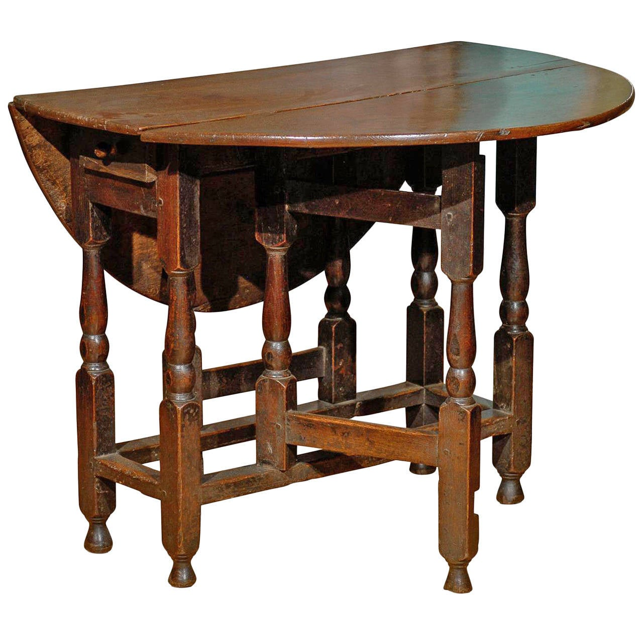 English Gateleg Table 19th Century at 1stdibs : 2234172l from www.1stdibs.com size 1280 x 1280 jpeg 166kB