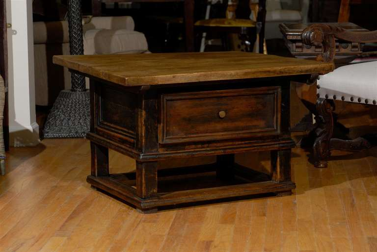 19th Century European Coffee Table At 1stdibs