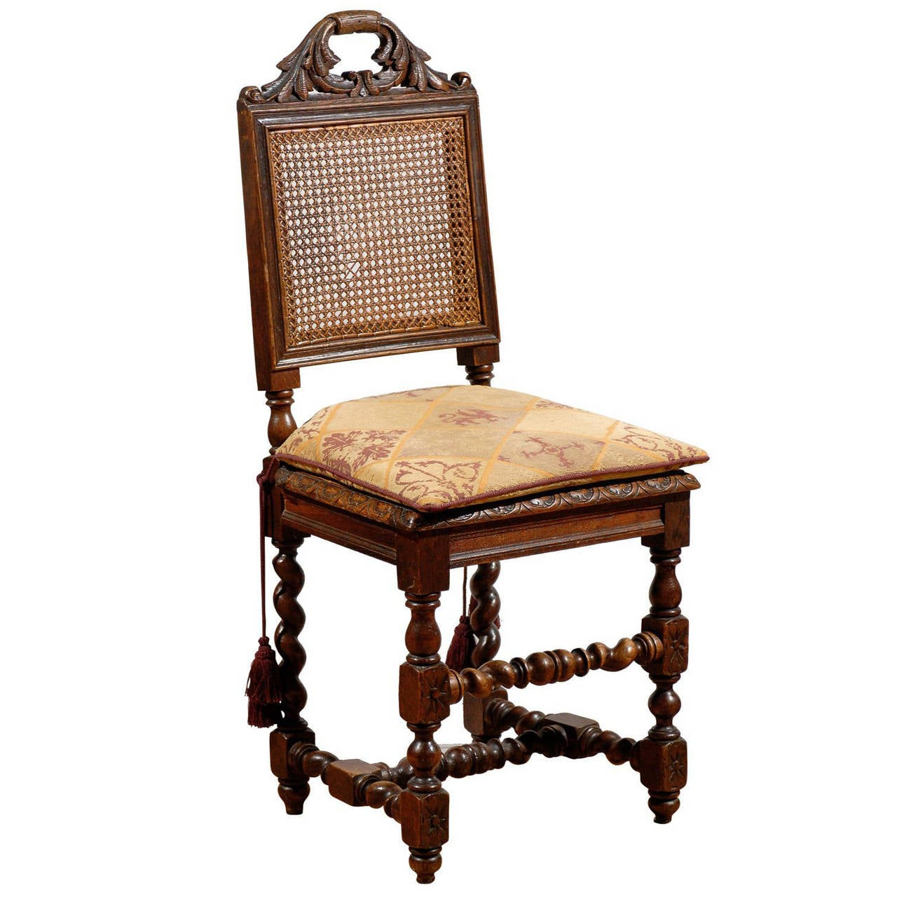 English 19th Century Side Chair