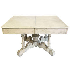 Swedish Painted Farm Table