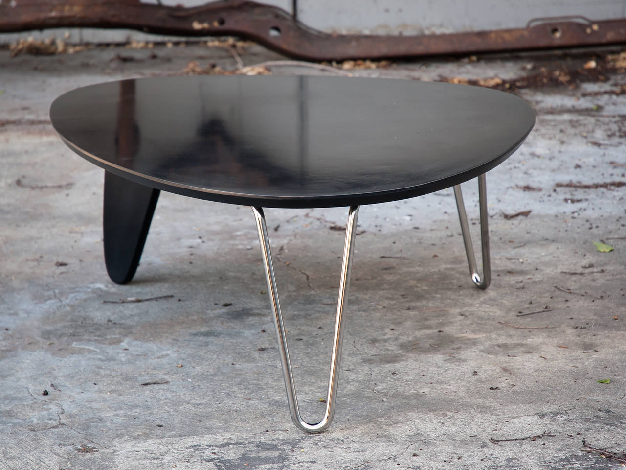 noguchi rudder table at 1stdibs. Black Bedroom Furniture Sets. Home Design Ideas
