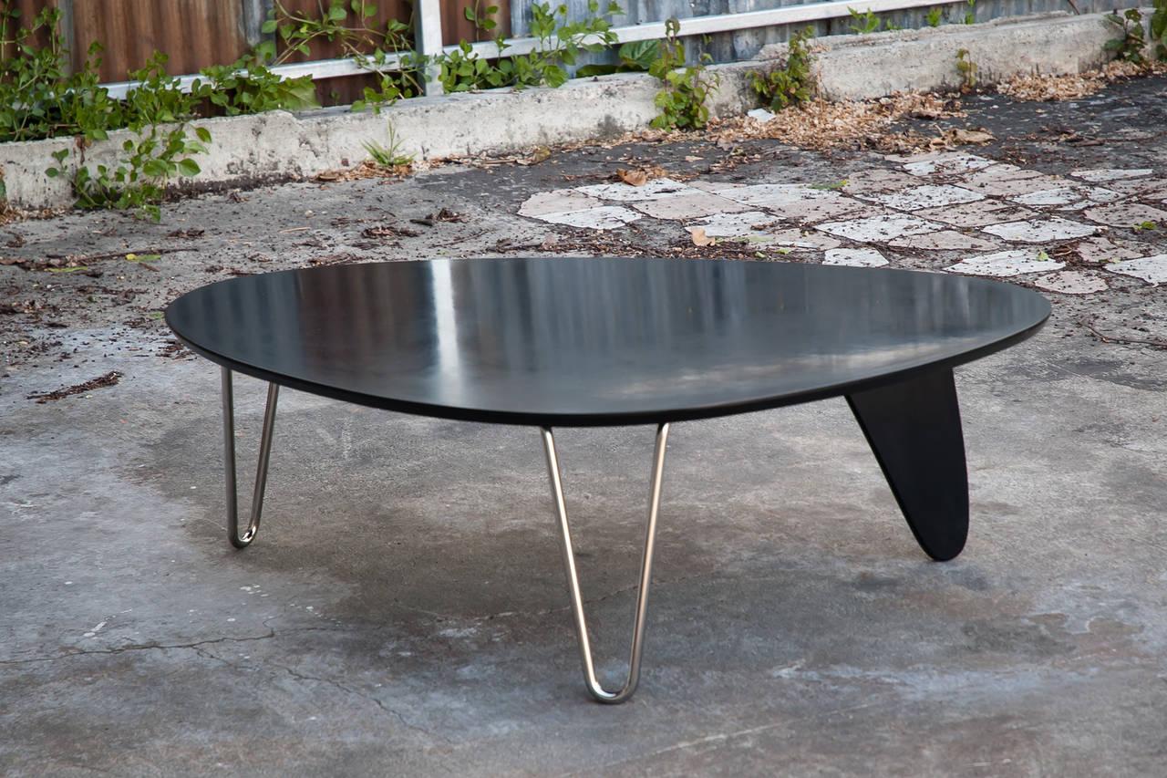 noguchi rudder table at 1stdibs. Black Bedroom Furniture Sets. Home Design Ideas