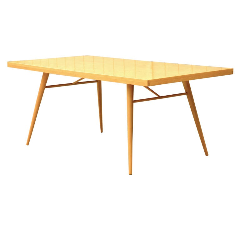 Paul McCobb Planner Group Dining Table For Winchendon At 1stdibs