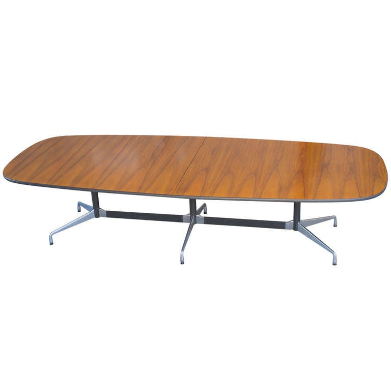 Charles eames for herman miller conference dining table at for Table charles eames