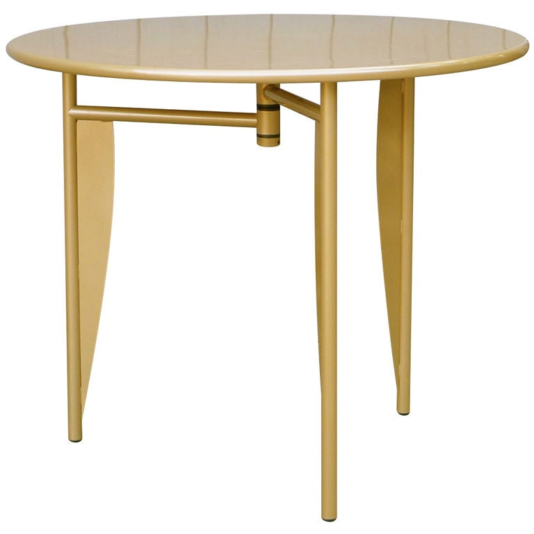 Philippe starck titos apostos table for driade 1984 at for Table exterieur starck