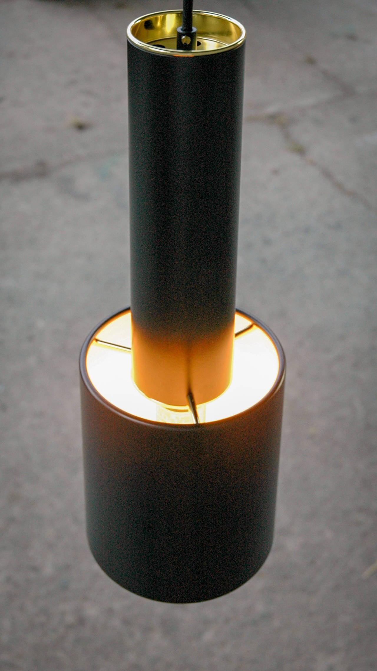 alvar aalto pendant lamp for artek for sale at 1stdibs. Black Bedroom Furniture Sets. Home Design Ideas