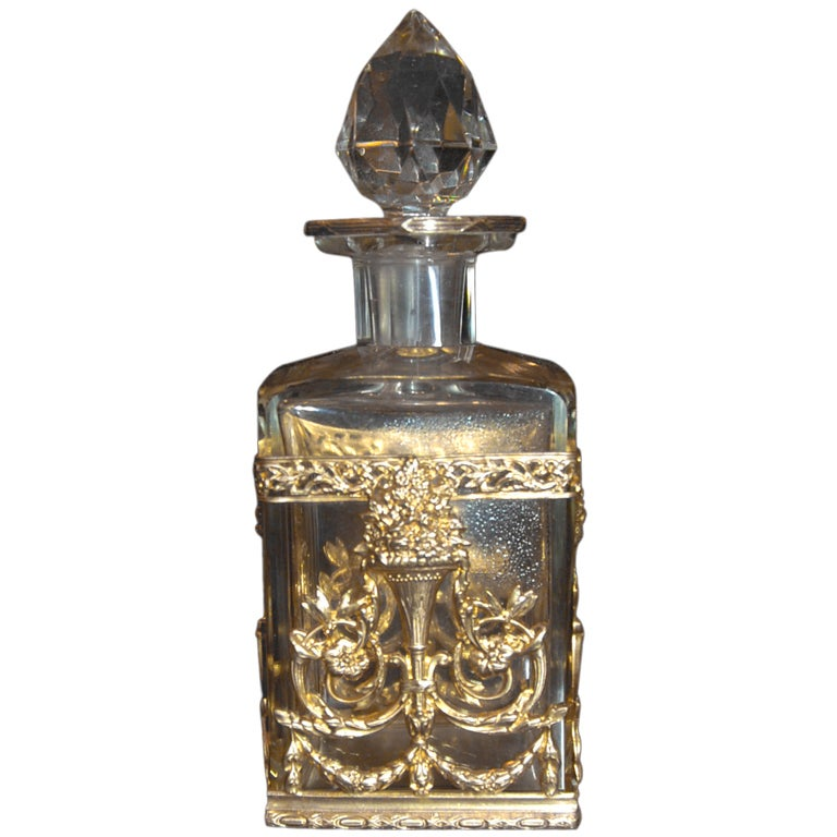 Antique French  Perfume Bottle 1