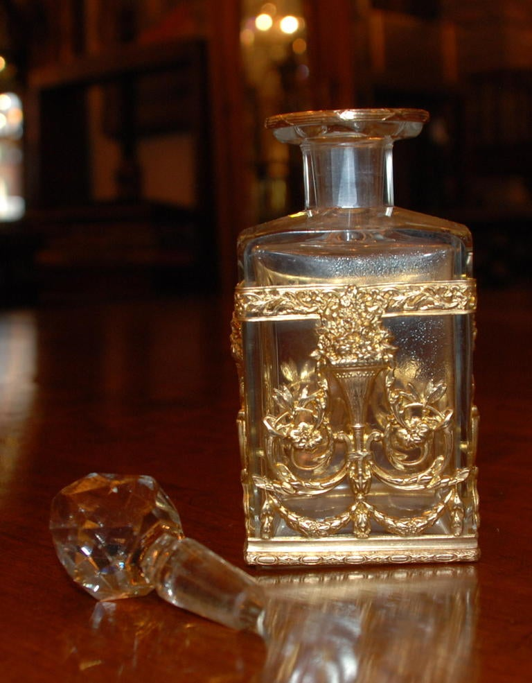 Antique French  Perfume Bottle 3
