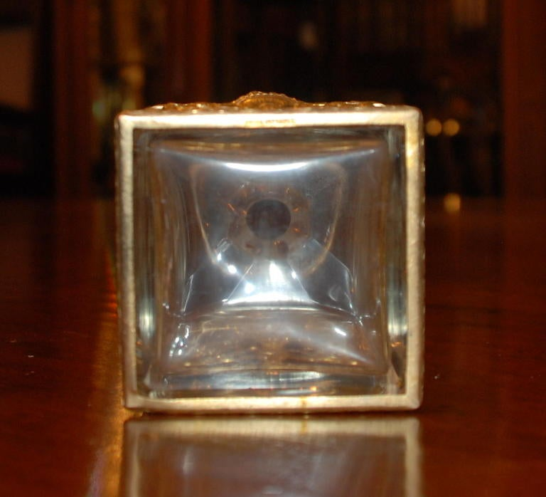 Antique French  Perfume Bottle 4