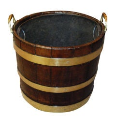 Antique English Geogrian Water Bucket