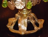 Antique Fruit Basket Lamp image 4