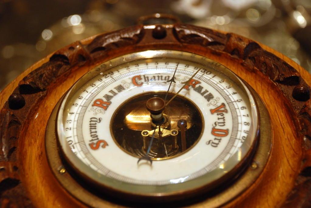 Antique Barometer at 1stdibs