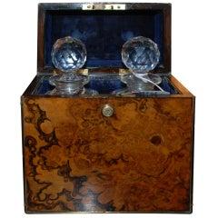 Antique English Decanter Set