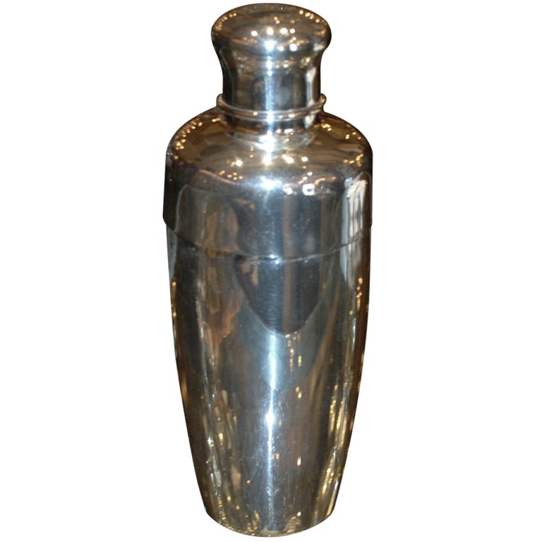 antique tiffany cocktail shaker at 1stdibs