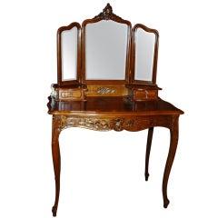Antique Coiffures (Vanity)