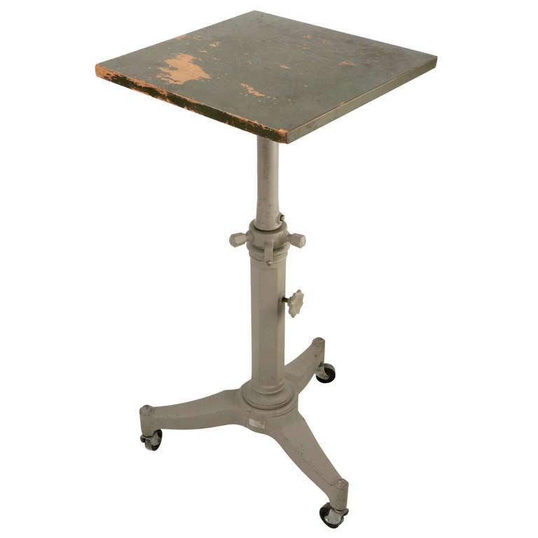 iron table base image 2