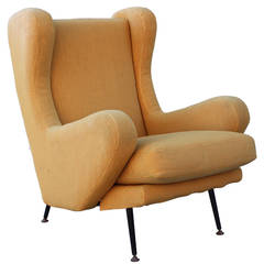 Armchair in the Style of Zanuso