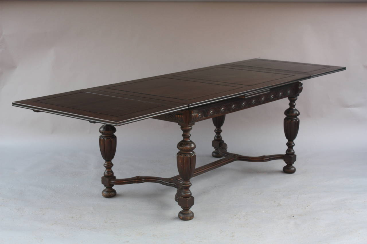 this 1920 39 s expandable walnut dining room table is no longer available