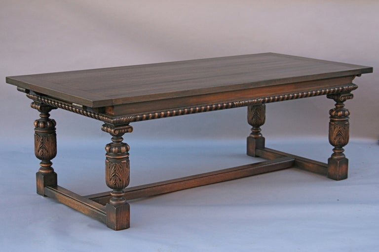 Marshall Laird Table Expands To 14ft At 1stdibs