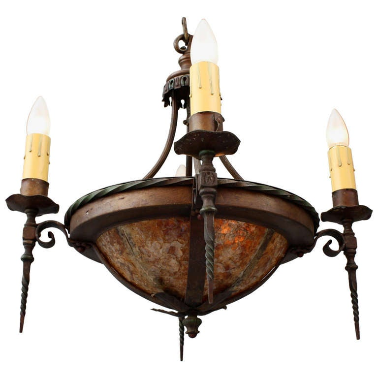 1069910 for Spanish revival lighting