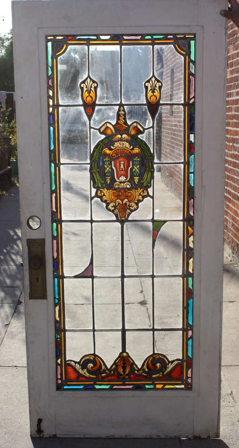 Antique 1920 S Spanish Revival Front Door At 1stdibs