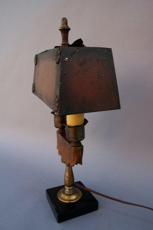 Restoration hardware 1920s odeon glass fringe table lamp for 1920s floor lamps