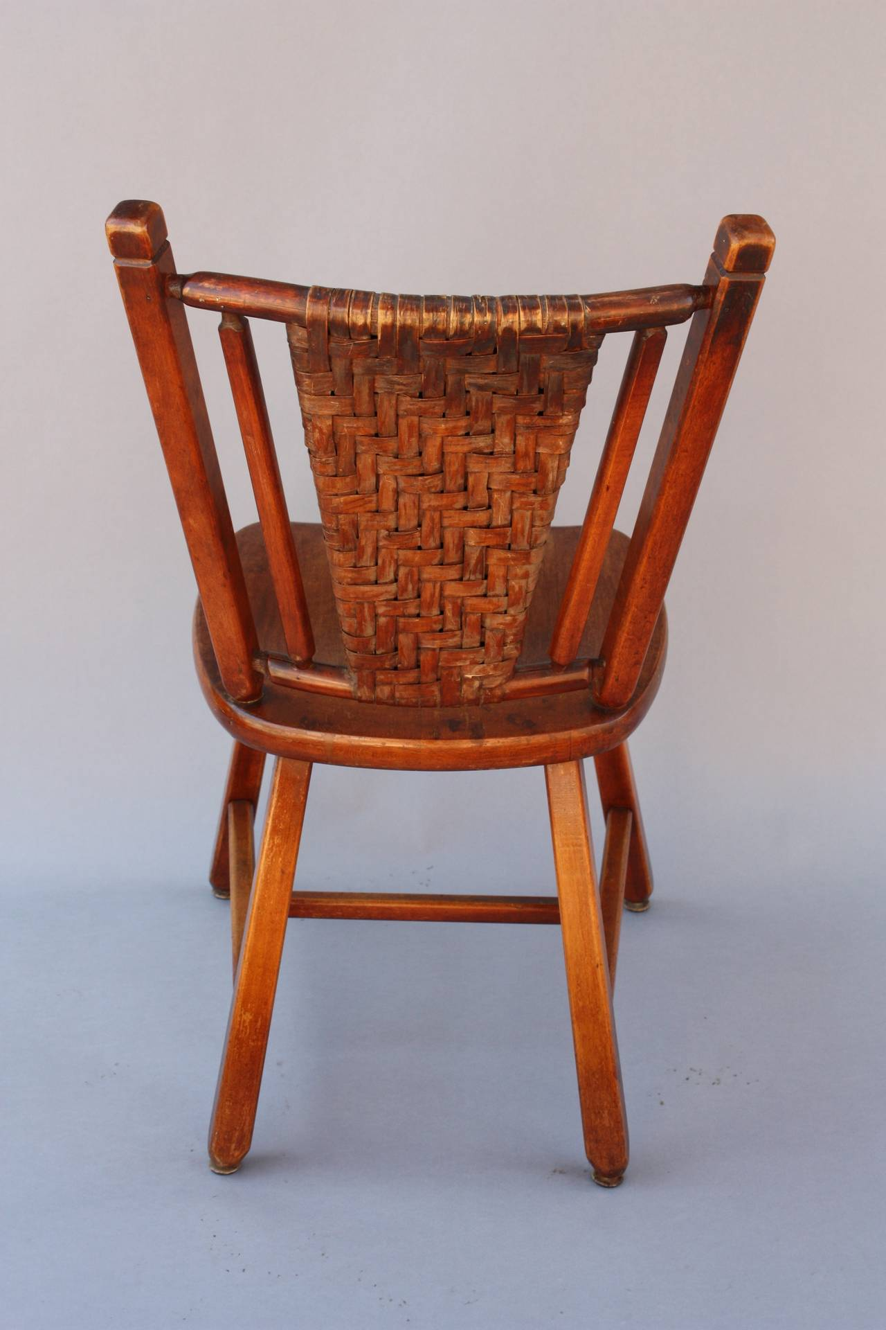 This Old Hickory Chair is no longer available.