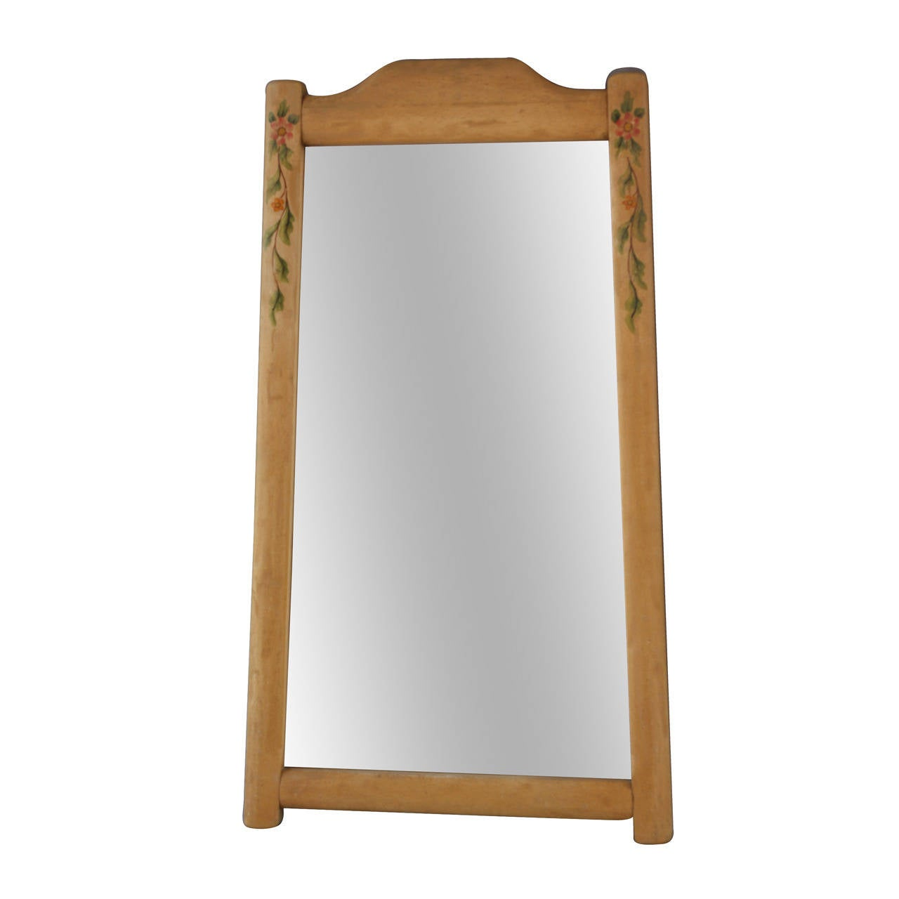 Tall monterey period mirror for sale at 1stdibs for Tall mirrors for sale