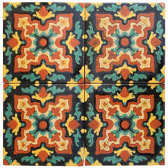 1920s California Tile