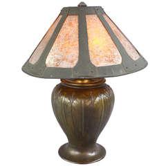 Elegant 1910 Arts And Craft Lamp