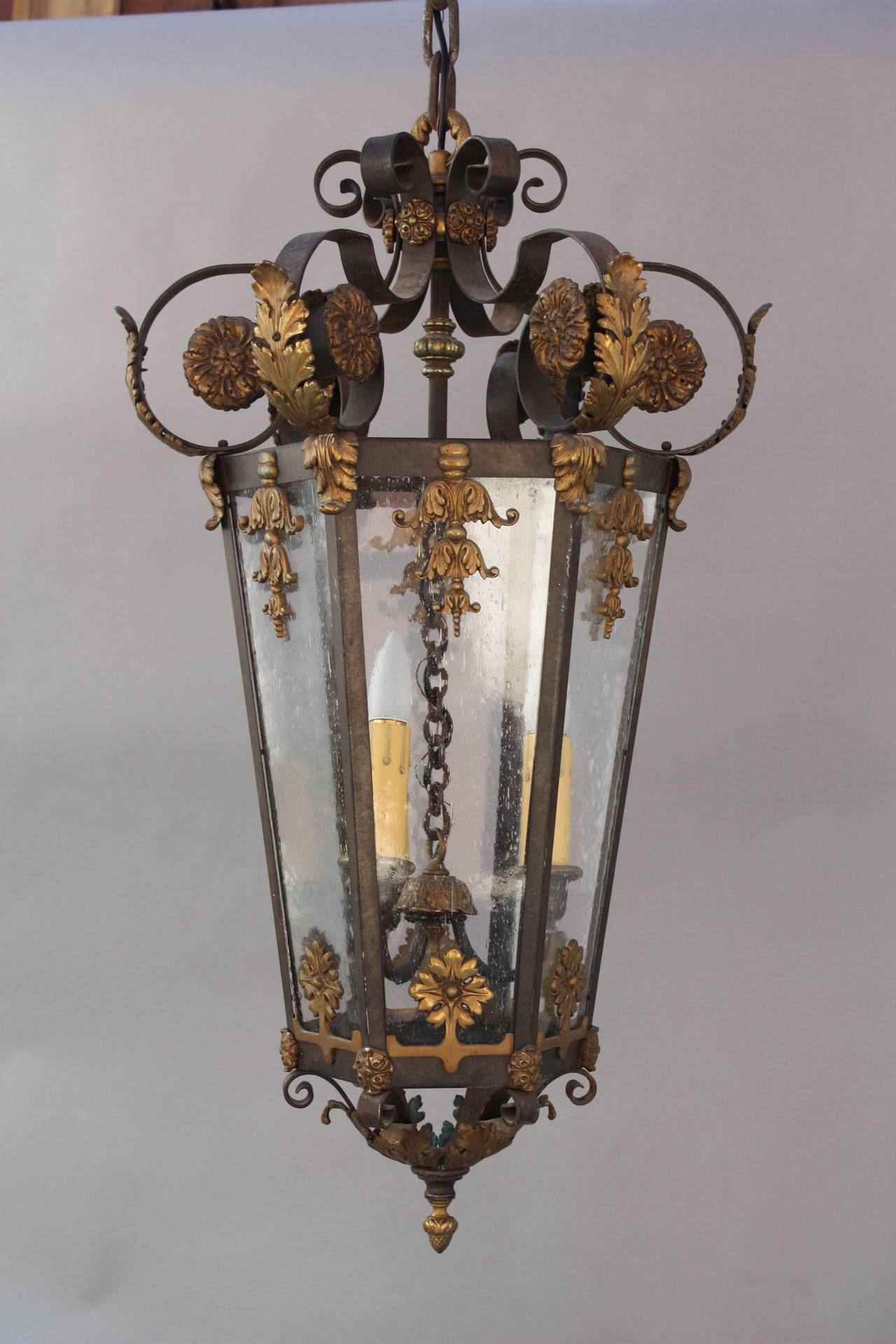 1920s Pendant Light Spanish Revival At 1stdibs