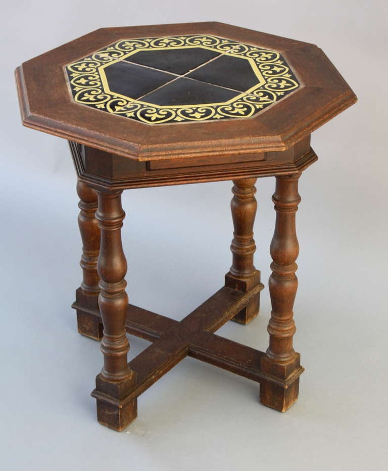 Tall catalina side table at 1stdibs for Tall side table