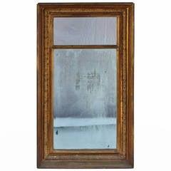 19th Century Vertical Mirror