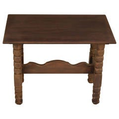 Small Monterey Period Occasional Table
