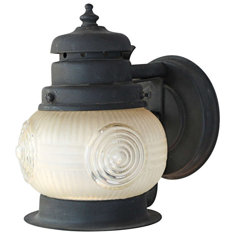 1930s Exterior Cottage Style Light Fixture At 1stdibs