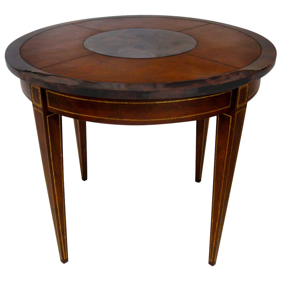 Center Table Wood : Sorry, this item from The Antique and Artisan Gallery is not available ...