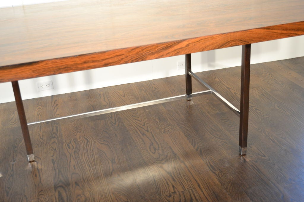 12 foot probber rosewood dining table at 1stdibs