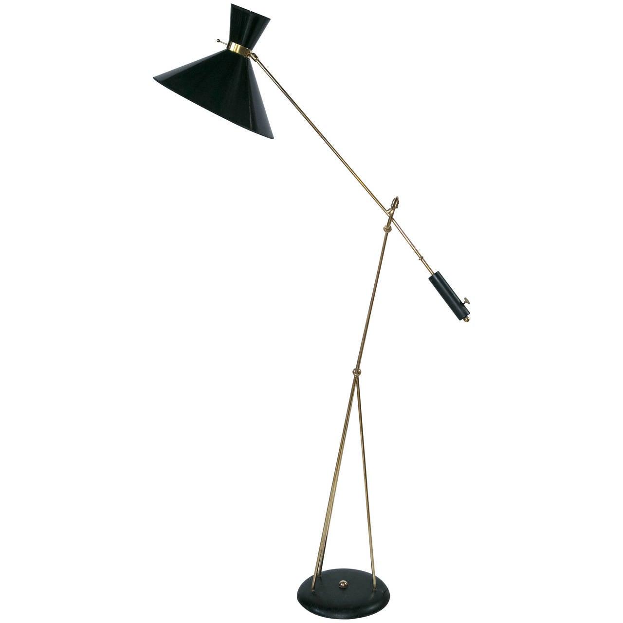 French Floor Lamp 1