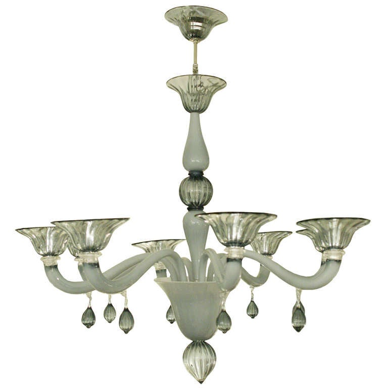 oblong hair styles a classic venetian eight arm chandelier at 1stdibs 7170