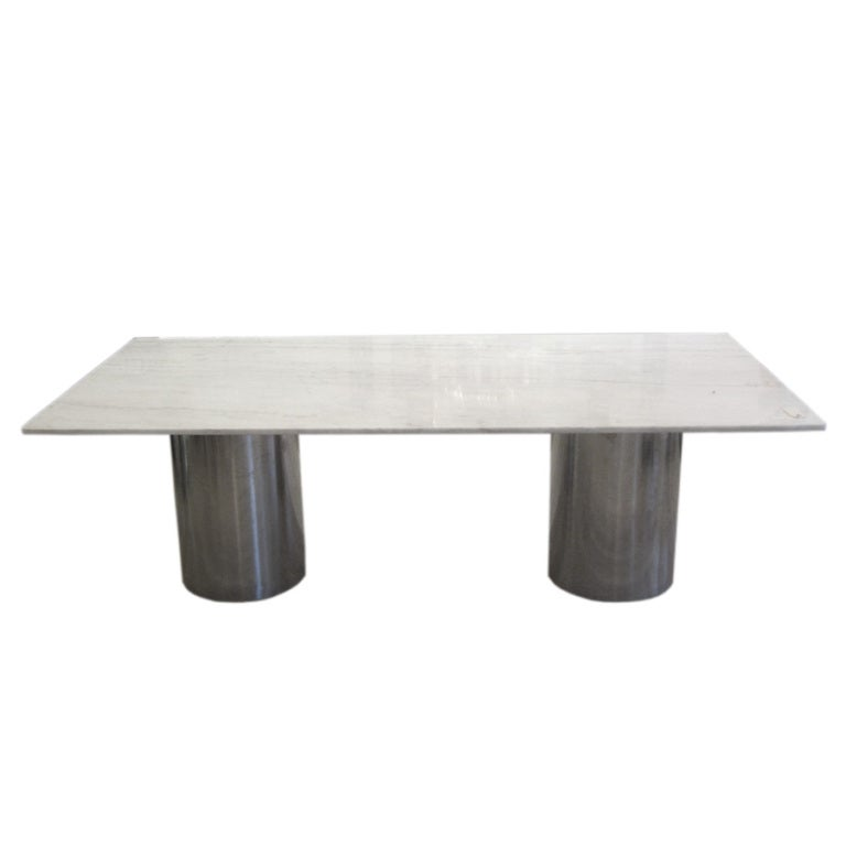 Unique Breakfast Tables: A Unique Dining Table Designed By Lella And Massimo