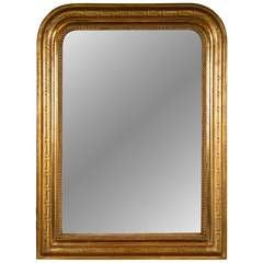 19th c. Louis Philippe Style Mirror