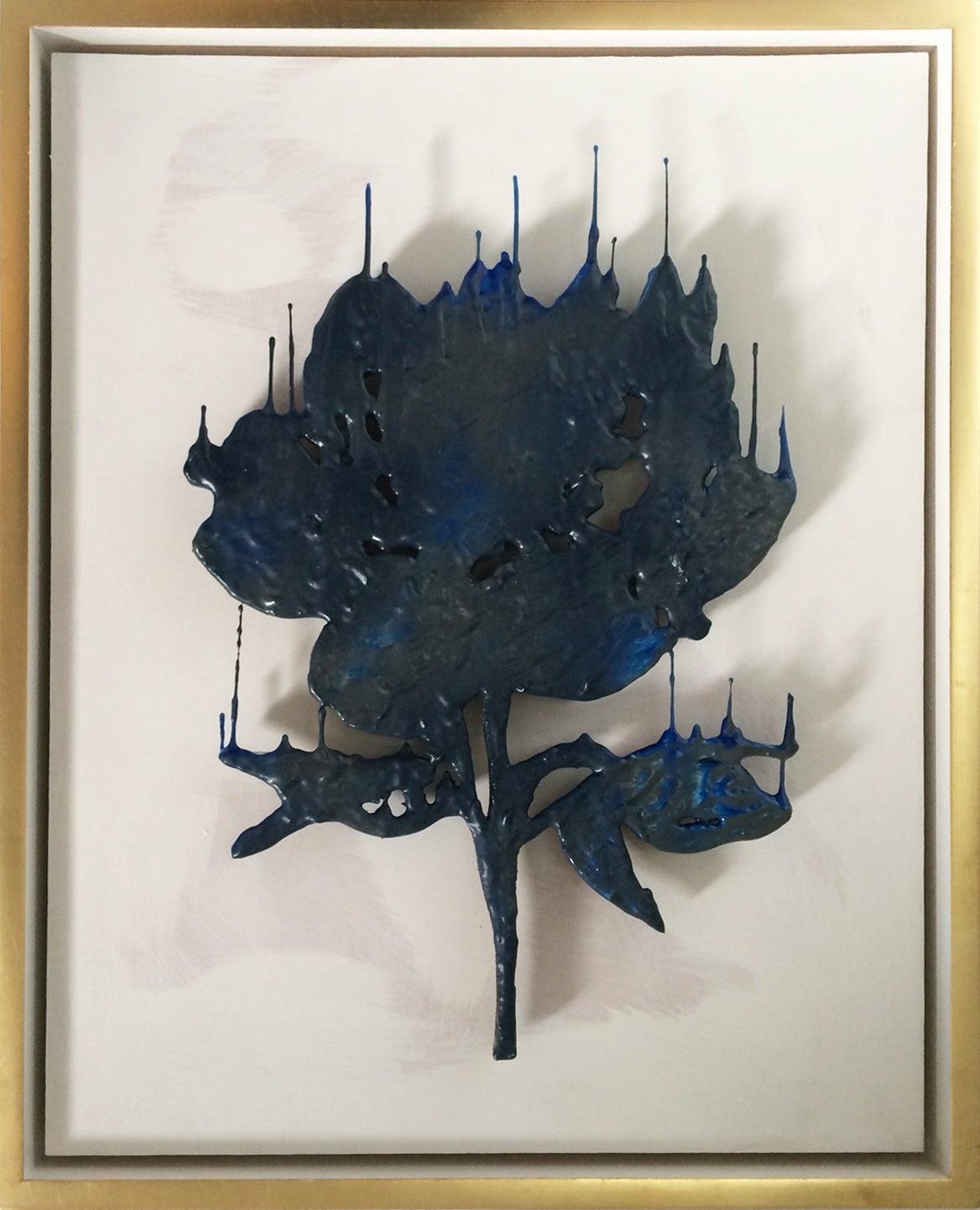 Contemporary artist Peter Buchman's