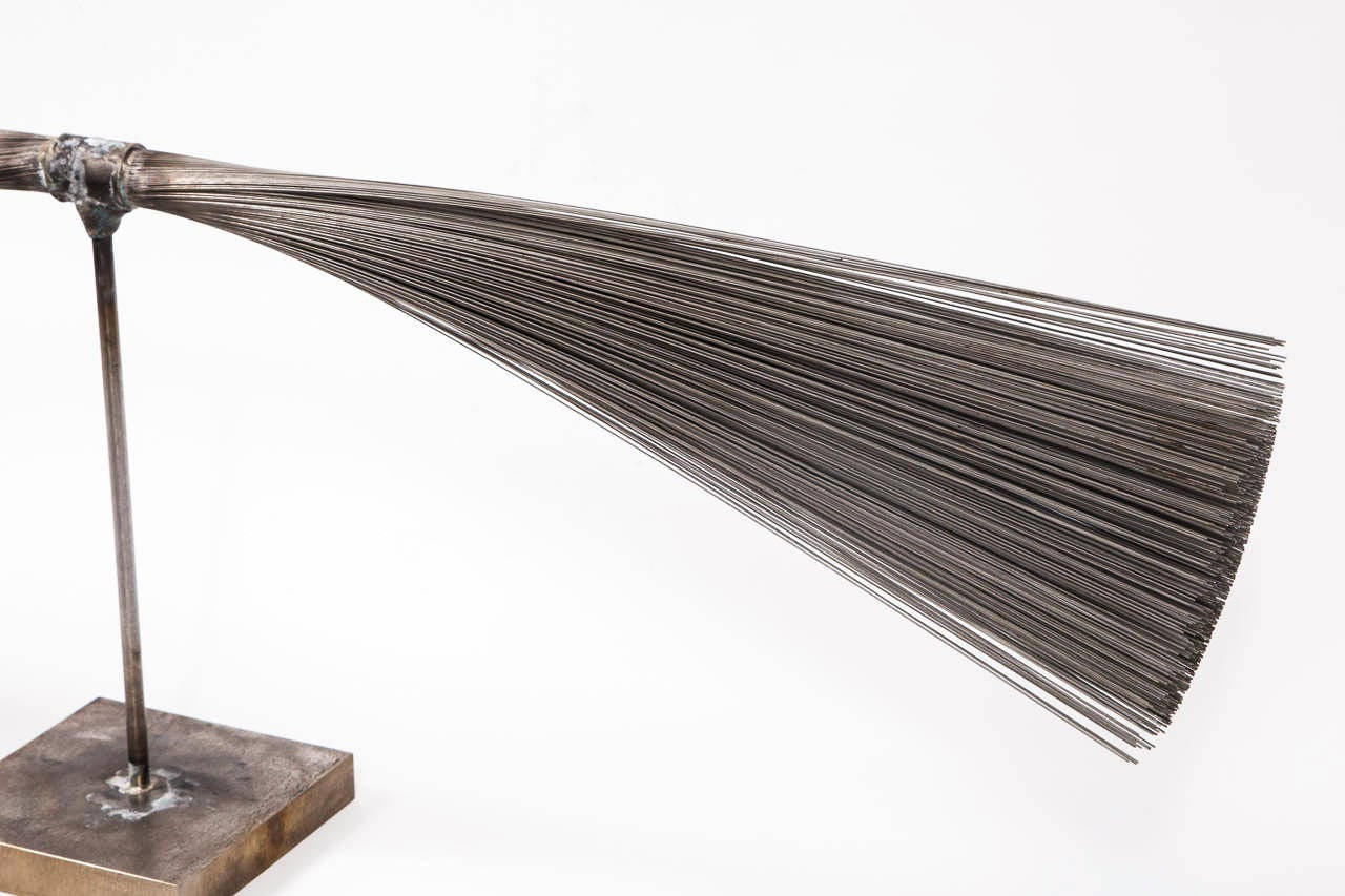 Contemporary Val Bertoia Relaxing Spray Sculpture, 2014 For Sale