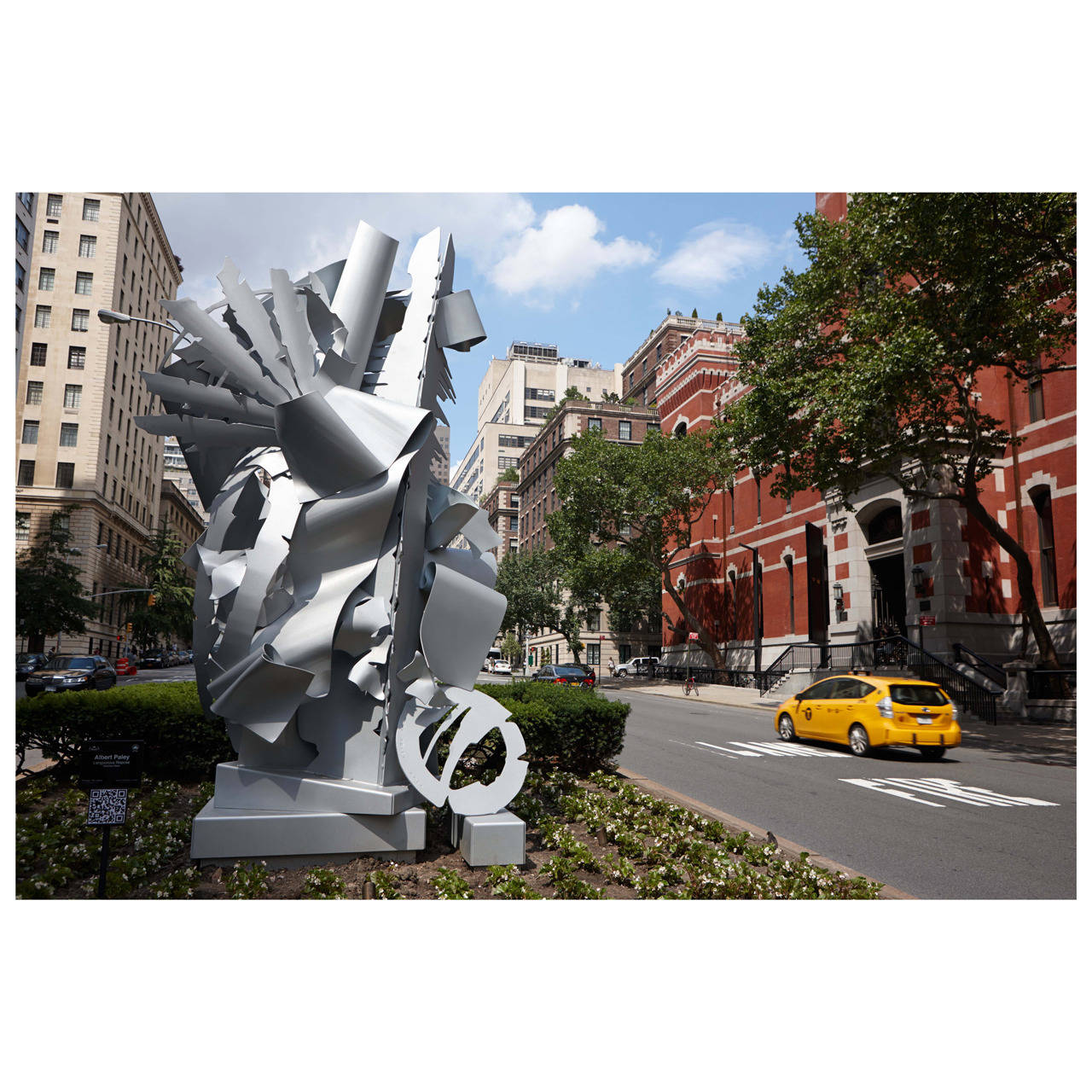 Albert paley languorous repose sculpture paley on park for Jill alberts jewelry highland park