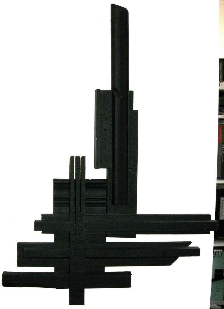 Maria Nevelson Wall Sculpture 2