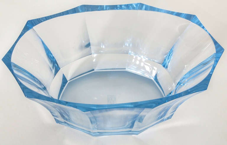 20th Century Josef Hoffmann Wiener Werkstätte Bowl / Vase, circa 1915-1920 For Sale