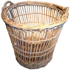 Large French Baguette Basket