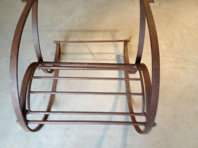 His And Hers Winfield Rocking Chairs For Sale At 1stdibs